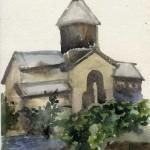 Храм Никози