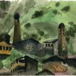 Деревня Дартло