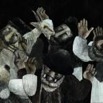 """Кадр из мультфильма """"Хеломские обычаи"""""""