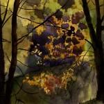 Сентябрь в Лефортовском парке